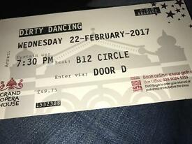 Dirty Dancing Belfast