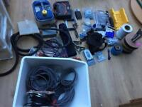 Diy electrical cables wires wall paper remover filer job lot