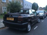Immaculate Mk3 Golf Cabriolet, drives like new.