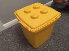 Lego duplo storage boxes
