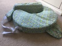 My Brest Friend breast feeding pillow
