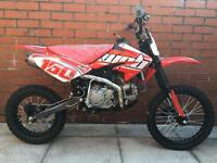 Welsh pitbike 160cc brand new