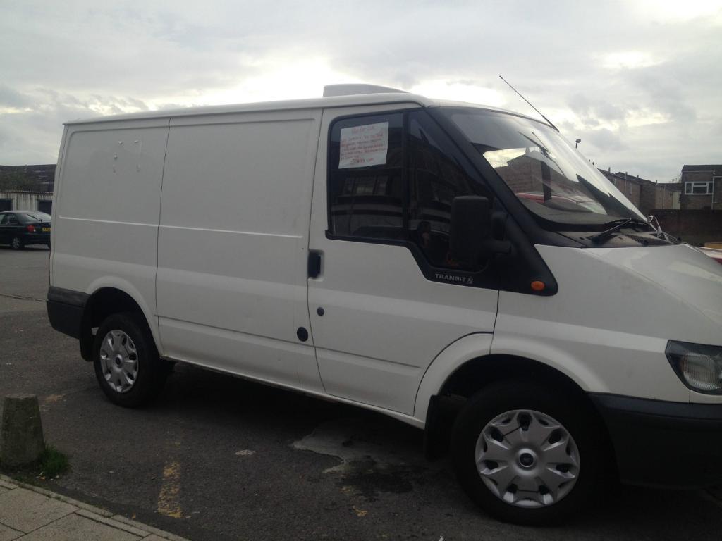 refrigerated ford transit refrigerated van for sale. Black Bedroom Furniture Sets. Home Design Ideas