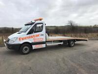 Mercedes Recovery Wagon