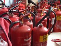 Fire Extinguishers from £10