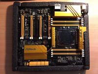 ASRock X99 OC Formula Motherboard - Intel X99 Socket LGA2011-3 EATX