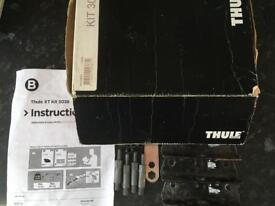 Thule fitting kit 3038 for roof bars