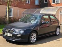 LHD MG Rover 1.4 ZR UK Reg left hand drive Low miles