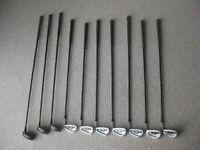 Donnay Evolution II graphite golf clubs