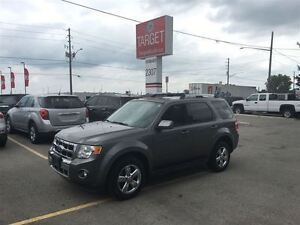 2009 Ford Escape Limited, Loaded; Leather, Roof and More !!!!!