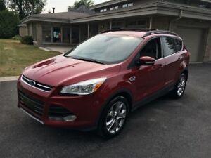 2013 Ford Escape SEL ECOBOOST NAVIGATION