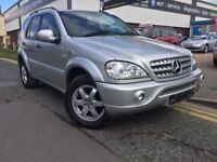 MERCEDES ML 270 51 PLATE AMG +PACK !!!