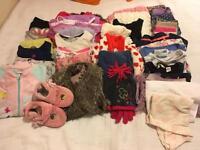 Girls Cloths bundle 34 items Age 4-5