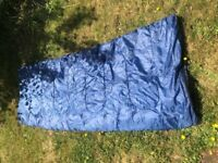 sleeping bag and camping mat for sale