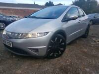 HONDA CIVIC 1.4 AIR CON + RADIO/CD + ALLOYS 2006