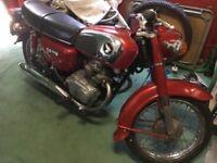 1977 Honda CD175