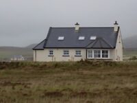 DERRYREEL COTTAGE, Holiday Home/Rental, on Wild Atlantic Way in Donegal close to Dunfanaghy