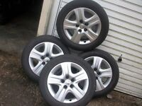Vauxhall Insignia Wheels from 2012 Touring
