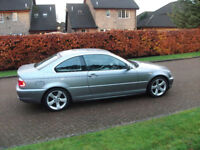 bmw 320 ci se auto 2171cc2003 mot march 18 £995