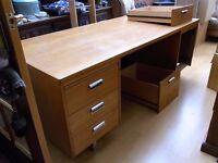 Vintage Large Office Desk