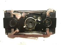 ENSIGNETTE NO 1 VINTAGE BELLOWS CAMERA