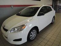 2012 Toyota Matrix AUT/AIR/GR ELECTRIC/BALANCE DE GARANTIE