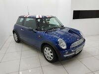 MINI HATCH 1.6 ONE 3dr AUTOMATIC-12 MONTH MOT-12 MONTH WARRANTY-£0 DEPOSIT FINANCE