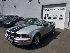 2006 Ford Mustang V6 - AUT.- CUIR - IMPECCABLE - D'OCCASION