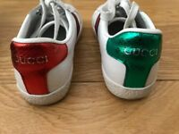 Women's Gucci Ace Trainers