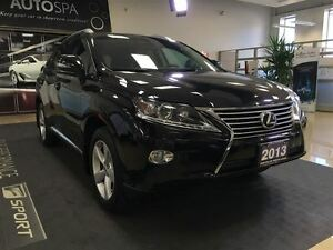 2013 Lexus RX 350 1 Owner Lthr AWD Btooth Sroof