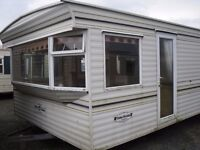 Carnaby Crown Deluxe 35x12 FREE DELIVERY 2 bedrooms 2 bathrooms offsite static caravan over 50