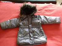 girls' autumn/winter jacket - collection only please