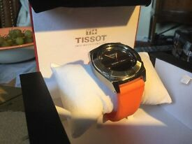 Tissot Racing Touch watch. 1 week old!
