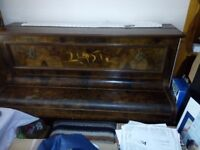 Upright Piano needs attention to Wood Frame