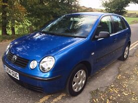 Volkswagen Polo 1.4 Twist - FULL service history and 12 months MOT