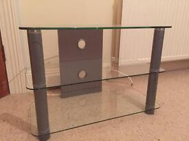 Glass TV/DVD Cabinet