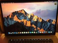 """MacBook Pro 2016 with touch bar 15"""""""