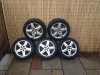 Audi alloys 17 5x112