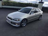2002 Lexus IS200 TTE Aero Sport - Low miles