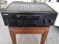KENWOOD KR-V888D 5.1 AV Dolby Digital RDS receiver - 120wpc stereo, 480 watts total surround