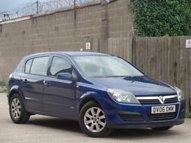 Vauxhall Astra 2006 1.8 AUTOMATIC i 16v Club 5dr***£1400 WORTH OF INVOICES!!!***