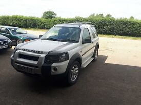 2005 LAND ROVER FREELANDER 1.8 Petrol - Breaking
