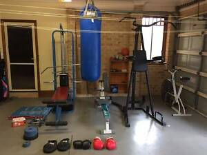 Complete Gym Workout Set - Cardio + Boxing Set Castle Hill The Hills District Preview