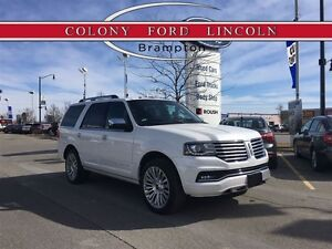 2015 Lincoln Navigator LINCOLN CERTIFIED, FINANCE FROM 0.9%!