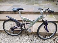 Strong decent 21 gears bike for sale