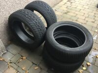 All season/winter tyres