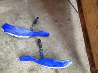 Acerbis hand guards from yz 250