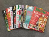 Jamie Oliver Magazines x 10