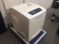 Colour Laser Printer - Xerox Phaser 6280N with carts - NEW LOWER PRICE