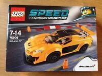 Lego McLaren P1 - unopened piece bags.